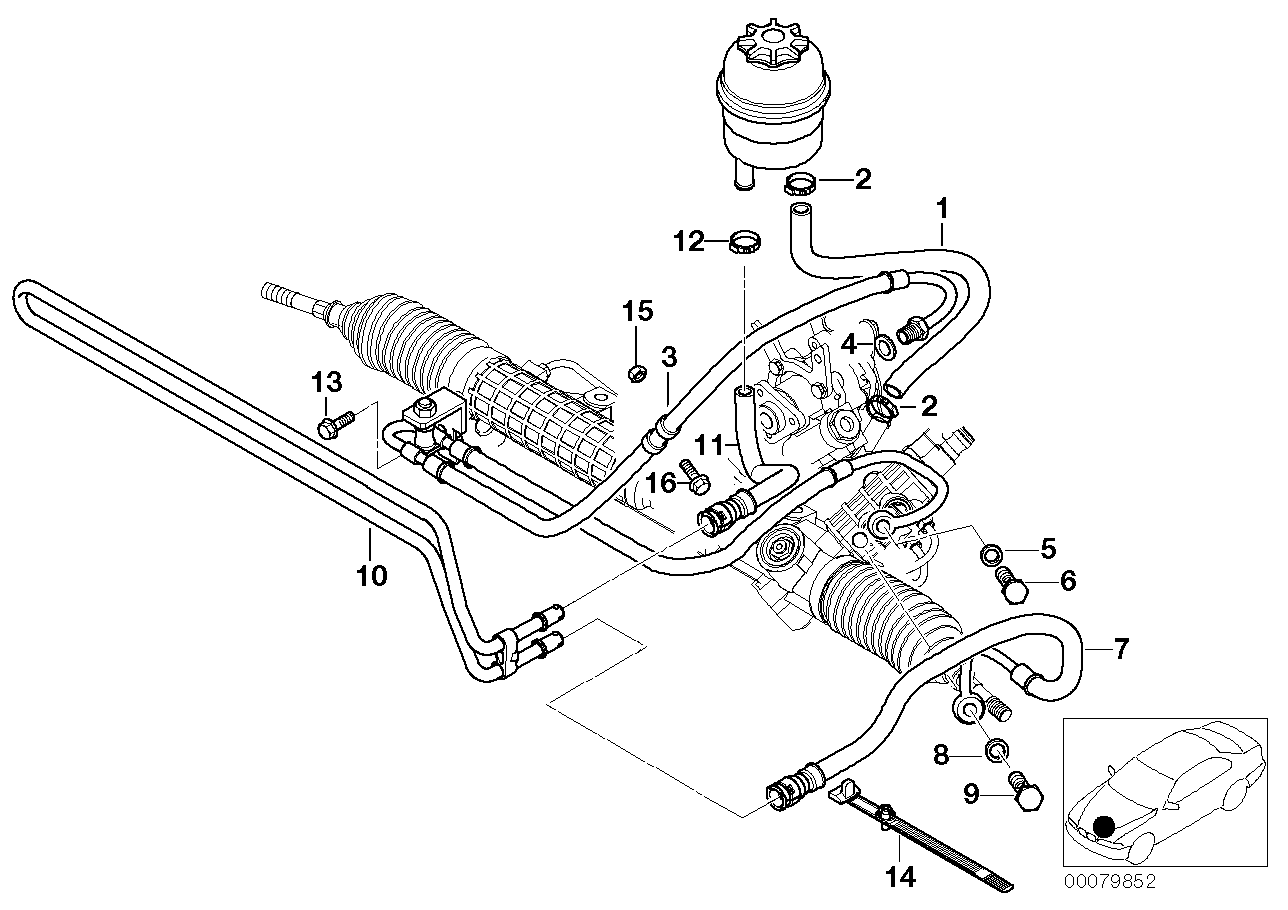 325i Fuse Diagram Wiring Library 325ci Engine Realoem Com Online Bmw Parts Catalog 1987 Box Steering