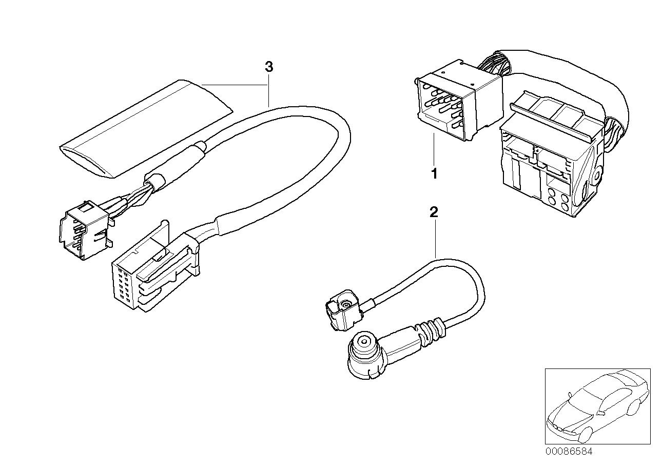 Bmw E39 M5 Wiring Diagram