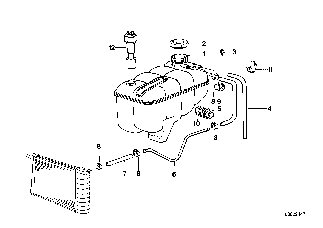 E30 Cooling System Diagram Trusted Wiring Diagrams Convertible Coolant Car Explained U2022 Liquid