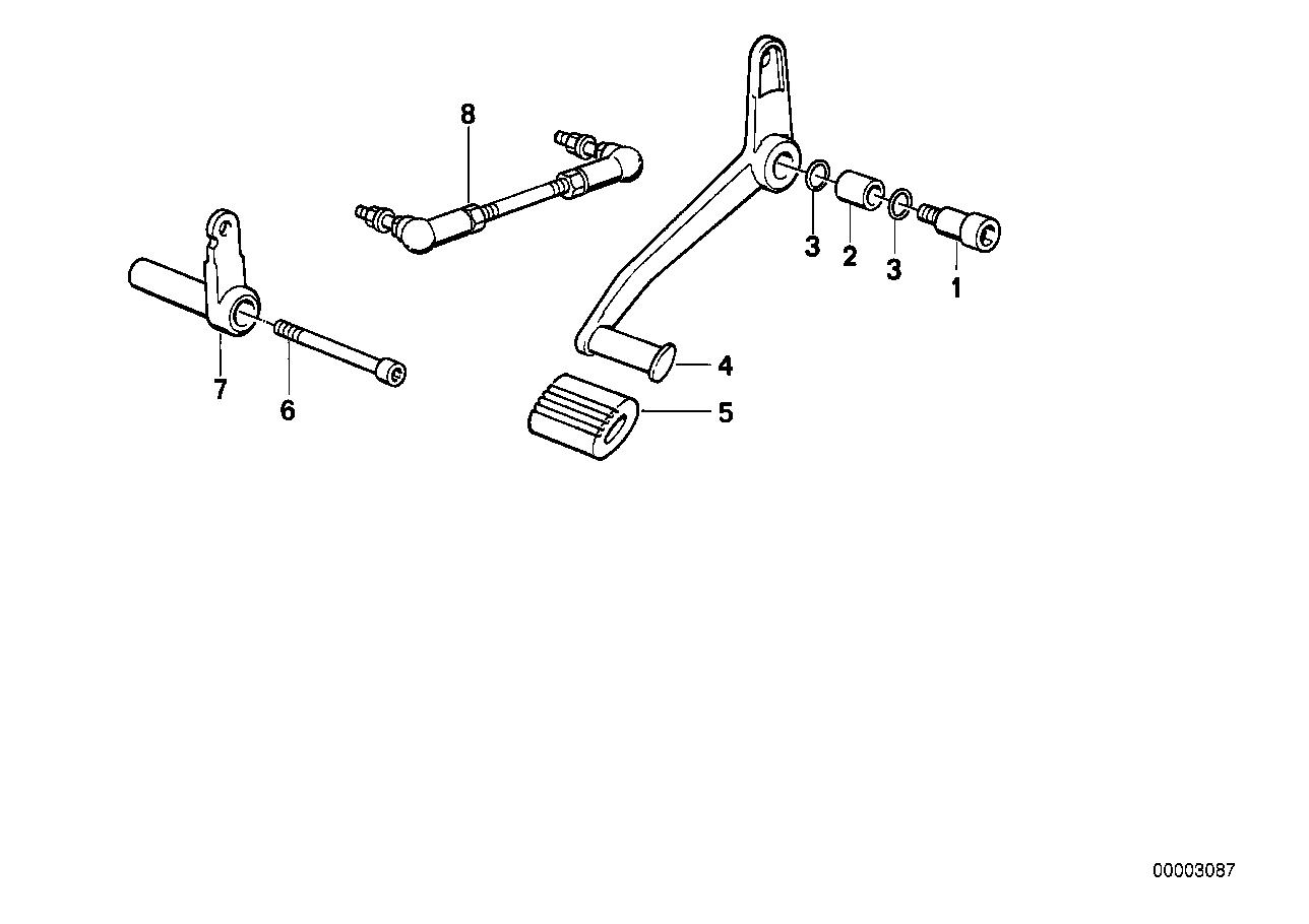 biellette selecteur de vitesse Diag_2dr