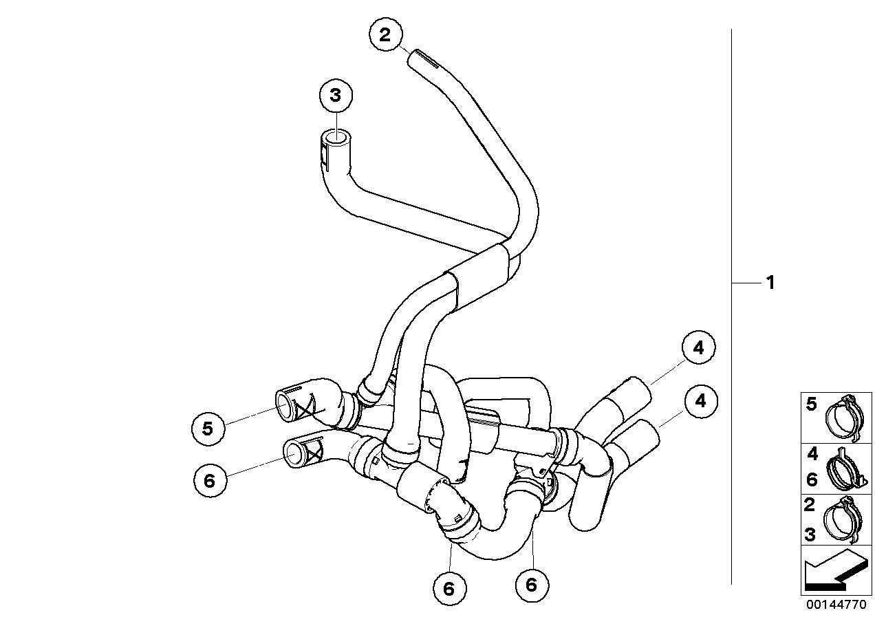 Mini Cooper Cooling System Diagram
