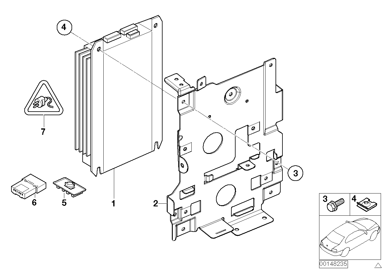 Amplifier/holder,HiFi Professional DSP