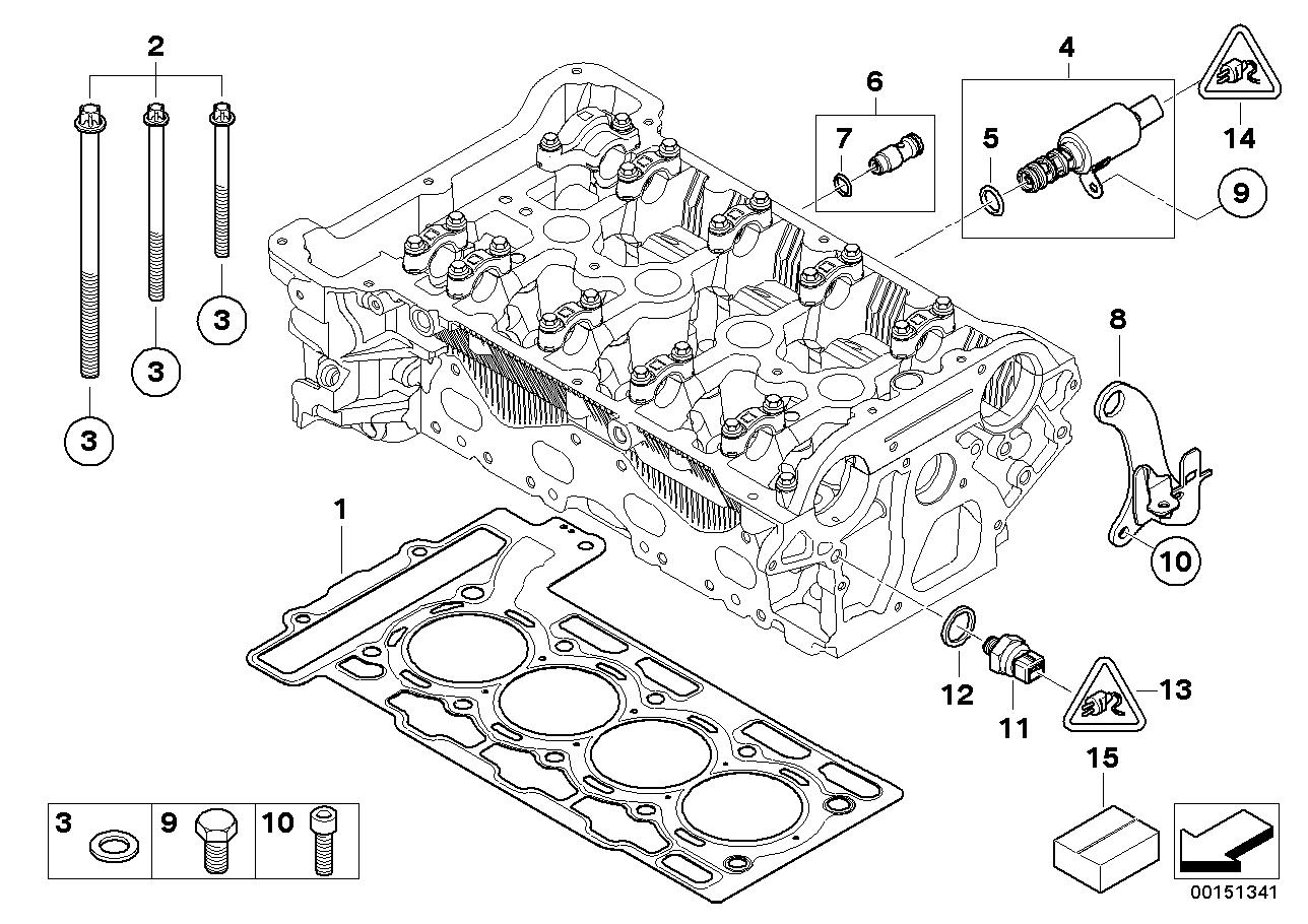Mini R56 Engine Diagram