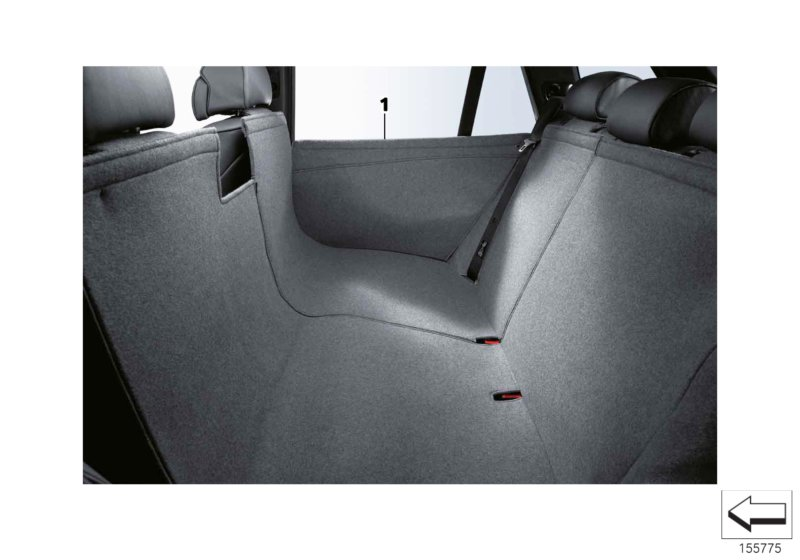 Universal prodective rear cover