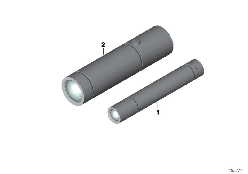 Flashlight, LED