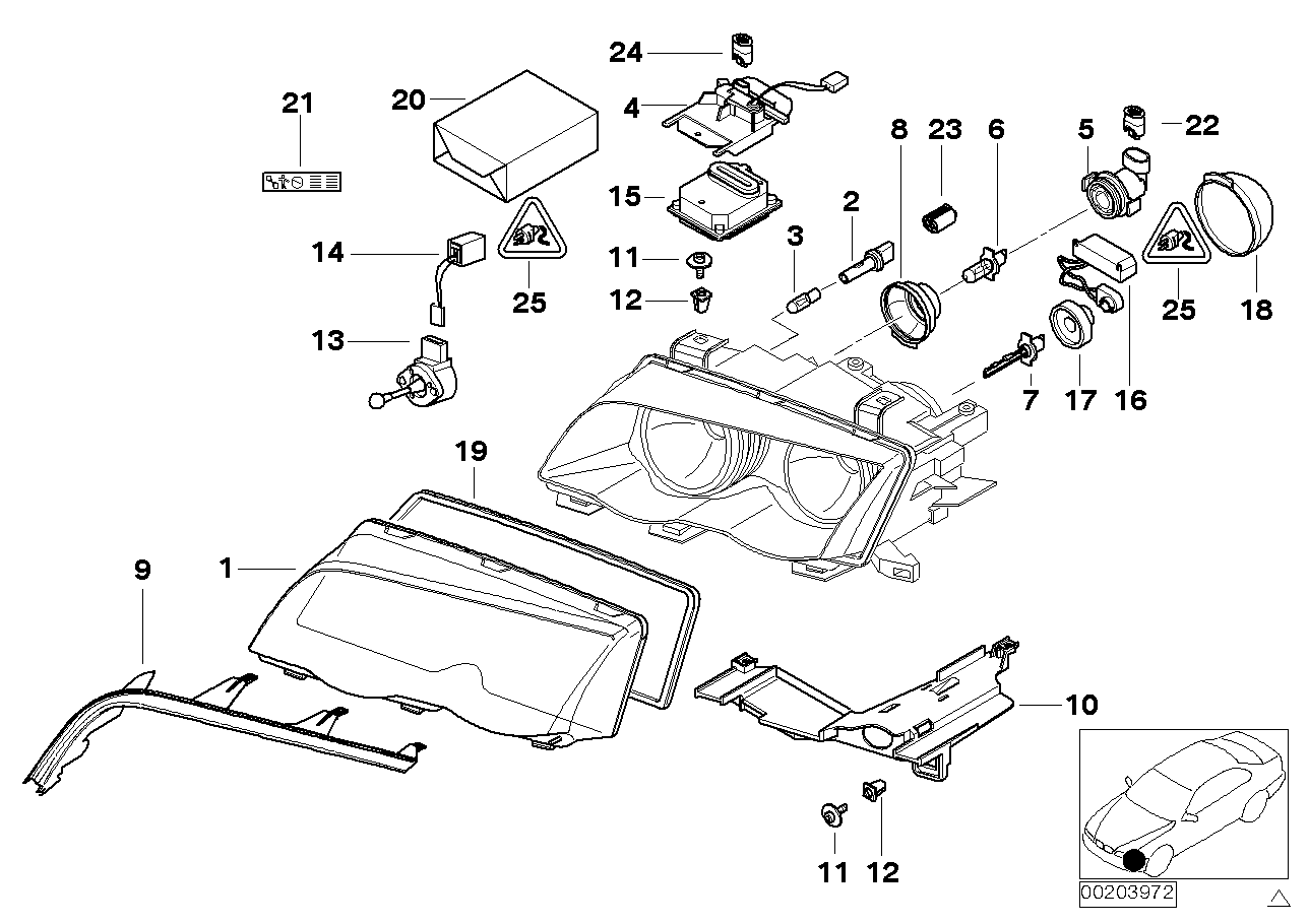Bmw Parts Diagrams Wiring Diagram Blogs BMW E46 Convertible Top Parts Bmw  E46 Parts Diagram