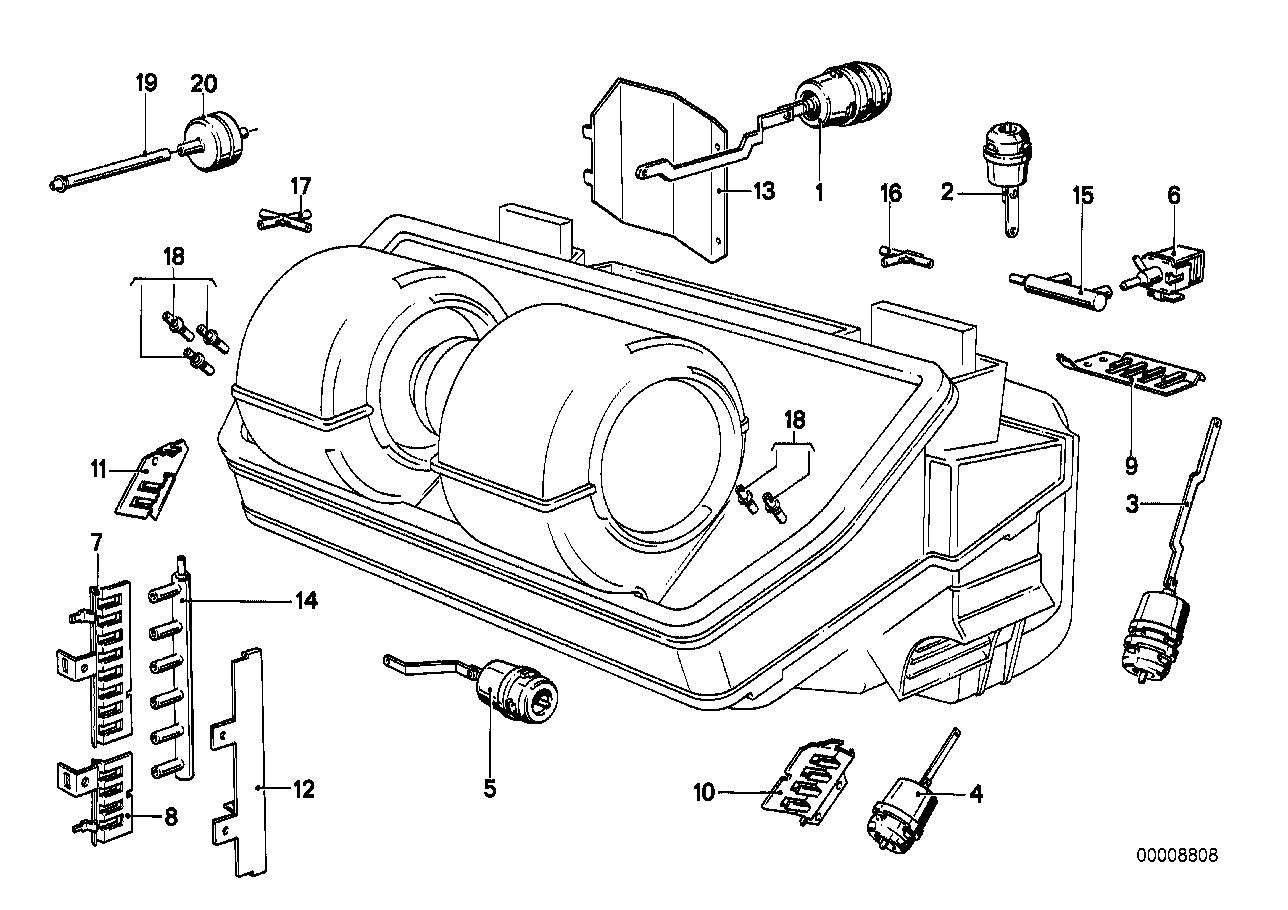bmw e90 fuse box problem