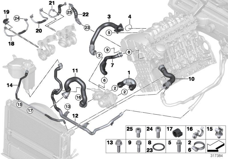 n54 engine cooling system diagram schematics online n54 engine diagram coolant leak bmw 3 series (e90 e92) forum