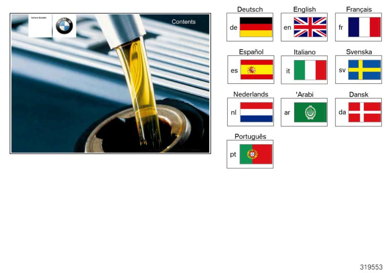 BMW Service booklet 1999 - 2001