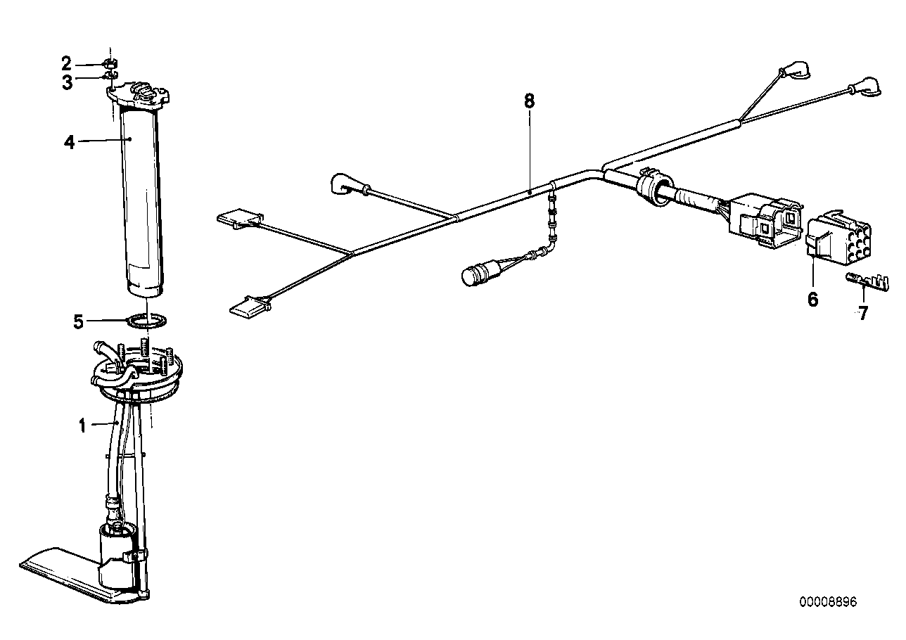 Suction device with pre-supply pump
