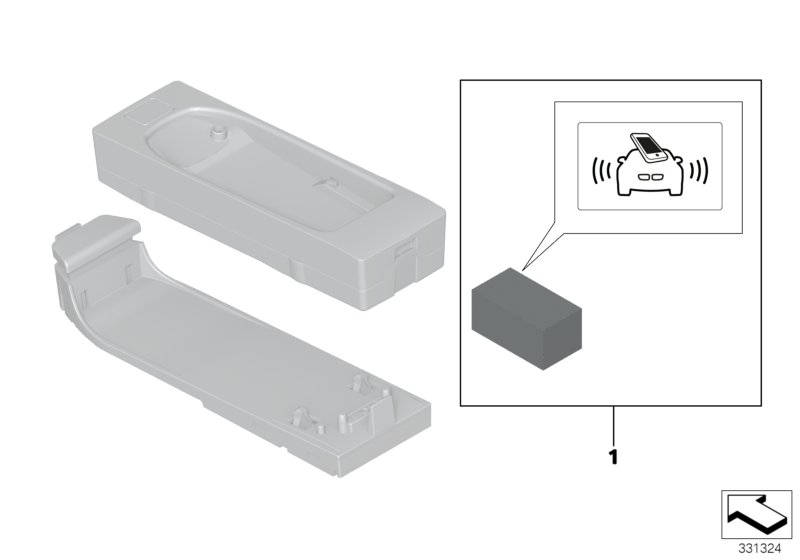 Snap-in adapter - reminder