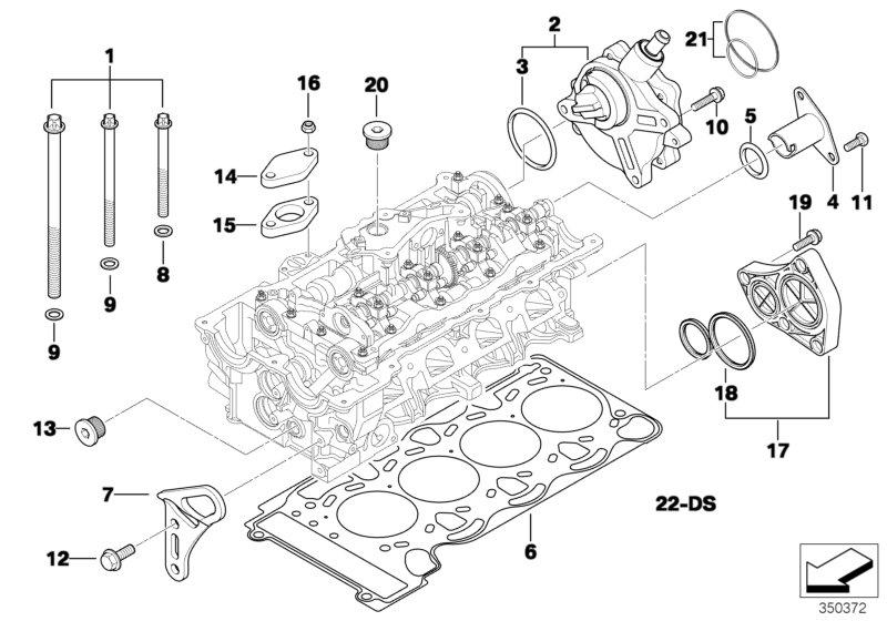 BMW Joint de culasse N 42//43//45//46 B 16//18//20 essence
