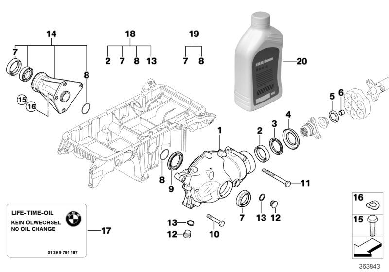 2003 bmw x5 e53 suspension diagram