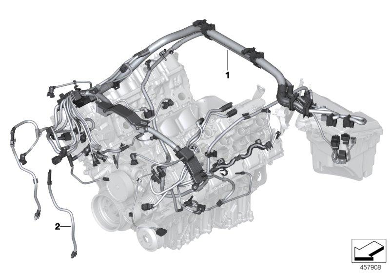 bmw x5 wiring harness realoem com online bmw parts catalog  realoem com online bmw parts catalog