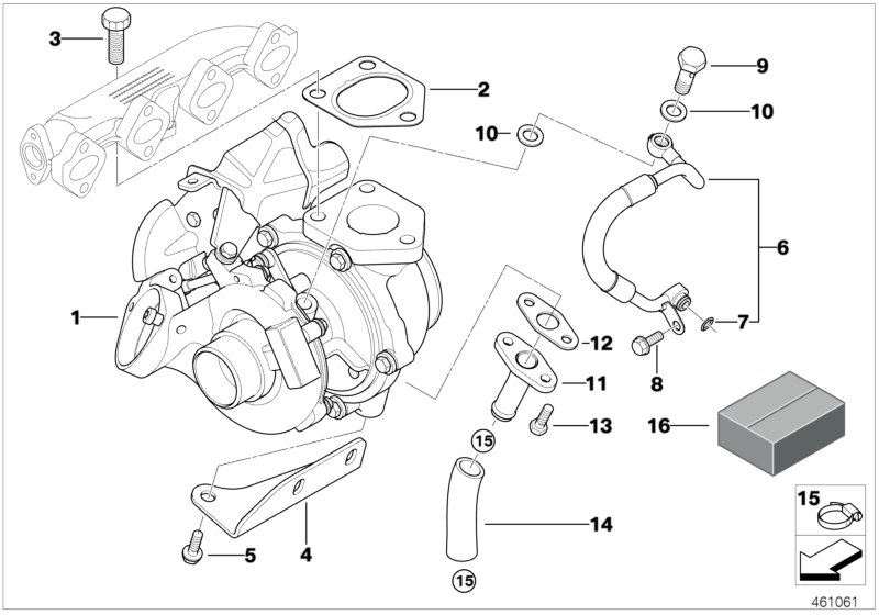1993 Bmw 325i Engine Diagram