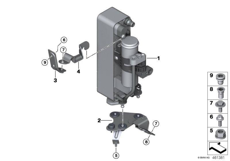 NIB New Valeo HVAC Blower Motor 715048 BMW 1-Series E87 3-Series E90 OEM NOS