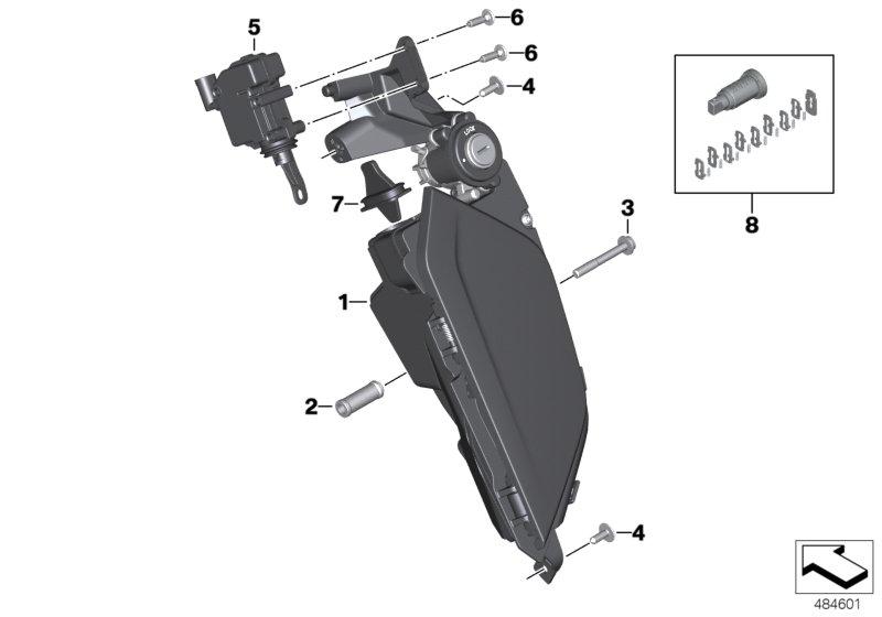Bmw K1600gt Audio System