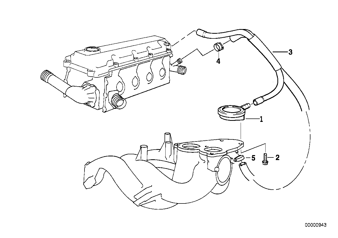 Online Bmw Parts Catalog M54 Wiring Harness Diagram 3 E46 318i Crankcase Ventilation