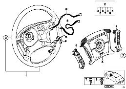 Courroies Phrase pour BMW 3er e46 316i 1998//09-2005//02