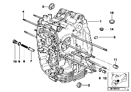 ENGINE HOUSING