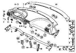 Bmw E36 Door Diagram