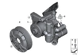 POWER STEERING PUMP/ACTIVE STEERING