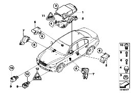 ELECTRIC PARTS AIRBAG