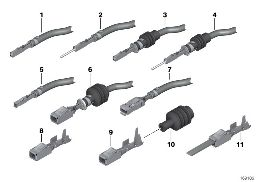SOCKET/PIN TERMINALS