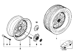 7-SPOKE COMPOSITE WHEEL (STYL.19)