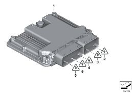 BASIC DDE CONTROL UNIT