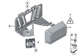 AMPLIFIER / BRACKET