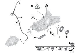 REAR-AXLE-DRIVE PARTS