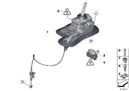 SHIFT MECHANISM DUAL-CLUTCH TRANSMISSION