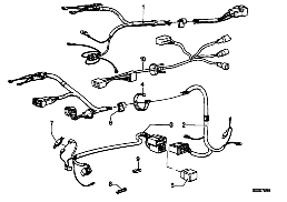 WIRING HARNESS LEVELLING DEVICE