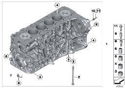 ENGINE BLOCK