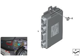 CONTROL UNIT, LIM CHARGE INTERF. MODULE