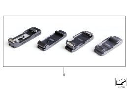 SNAP-IN ADAPTER, BLACKBERRY/RIM DEVICES