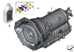 AUTOMATIC TRANSMISSION GA8HP70Z