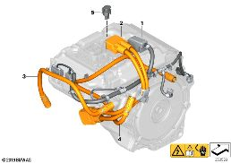 ENGINE WIRING HARNESS