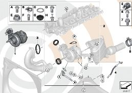 TURBOCHARGER & INSTALL KIT 'VALUE LINE'