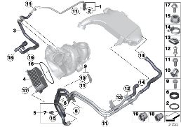 COOLING SYSTEM - TURBOCHARGER/BOOST AIR
