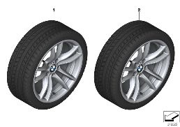 WINTER WHEEL W.TIRE M V-SP.640M - 18