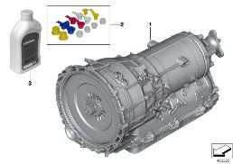 AUTOMATIC TRANSMISSION GA8P75HZ
