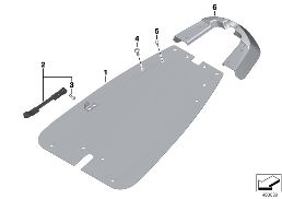 SUPPORTING PLATE AND COVER F AUTHORITIES