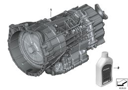 DUAL-CLUTCH TRANSMISSION GS7D36SG