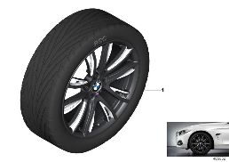 BMW LA WHEEL M PERF. DOUB.SP.624M-20