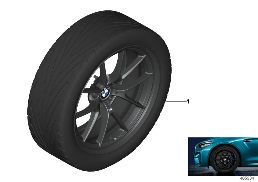 BMW LA WHEEL M PERF. Y-SPOKE 763M-19/20