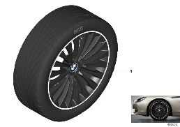 BMW LA WHEEL MULTI-SPOKE 410 - 20