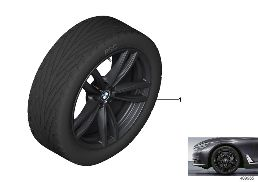 BMW LI.AL.WHEEL M DBL.SPOKE 647M - 19
