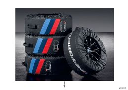 M PERFORMANCE TIRE BAGS